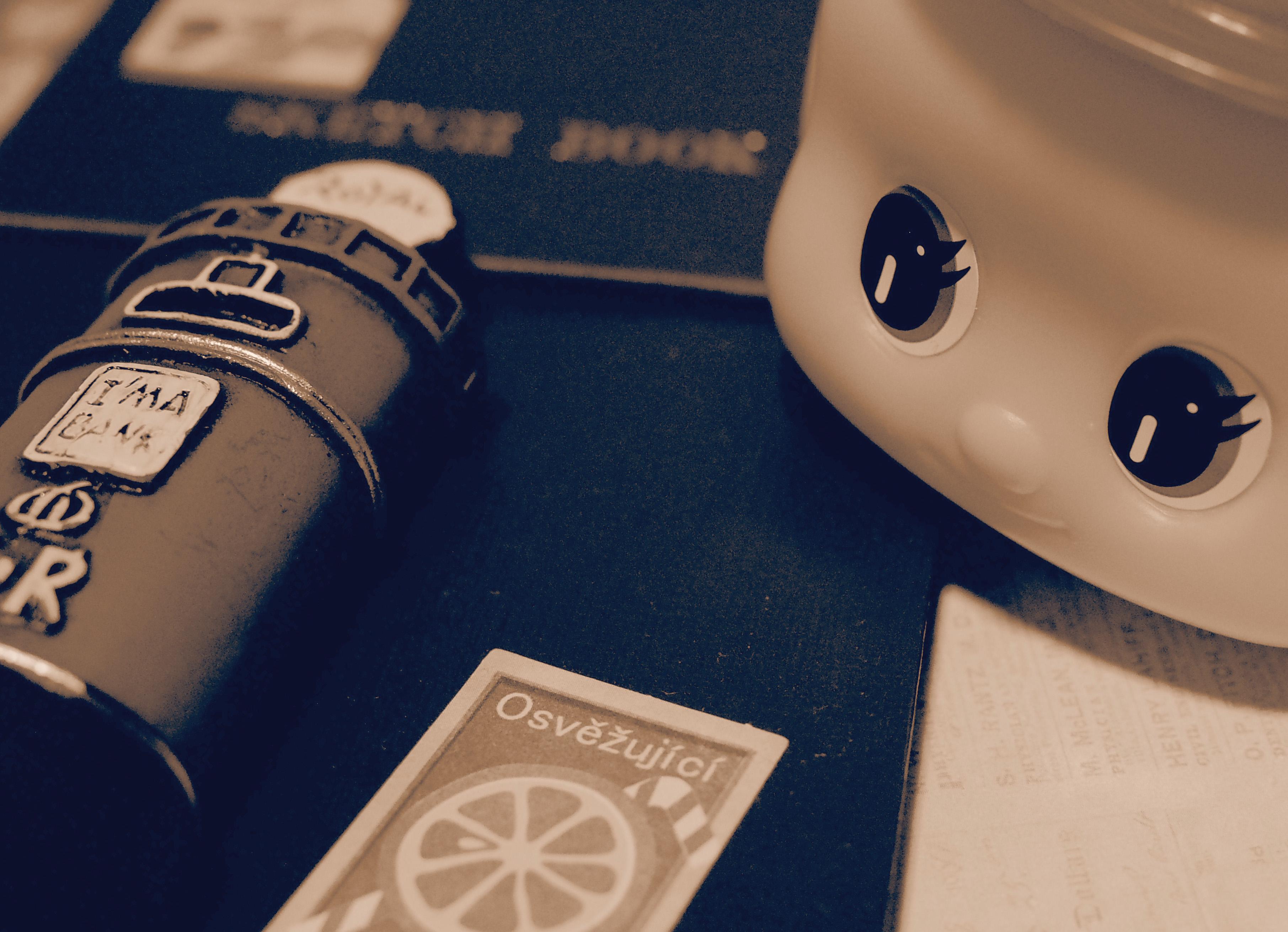OLYMPUSミラーレス一眼カメラ 単焦点レンズで撮影 フエキくん
