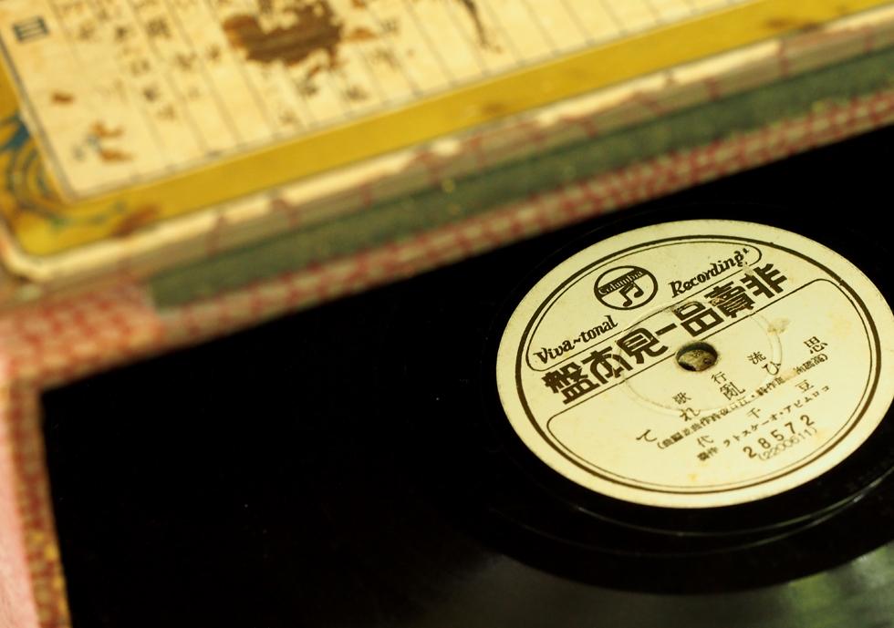 OLYMPUS DIGITAL CAMERA レトロなレコード