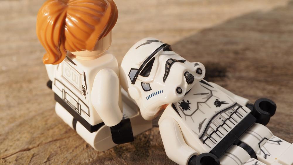 LEGO STARWARS はれときどきカメラのレゴ写真