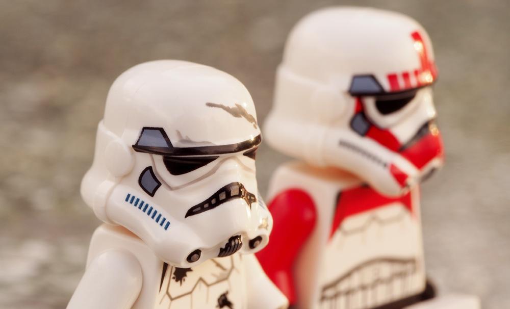LEGO STARWARSより
