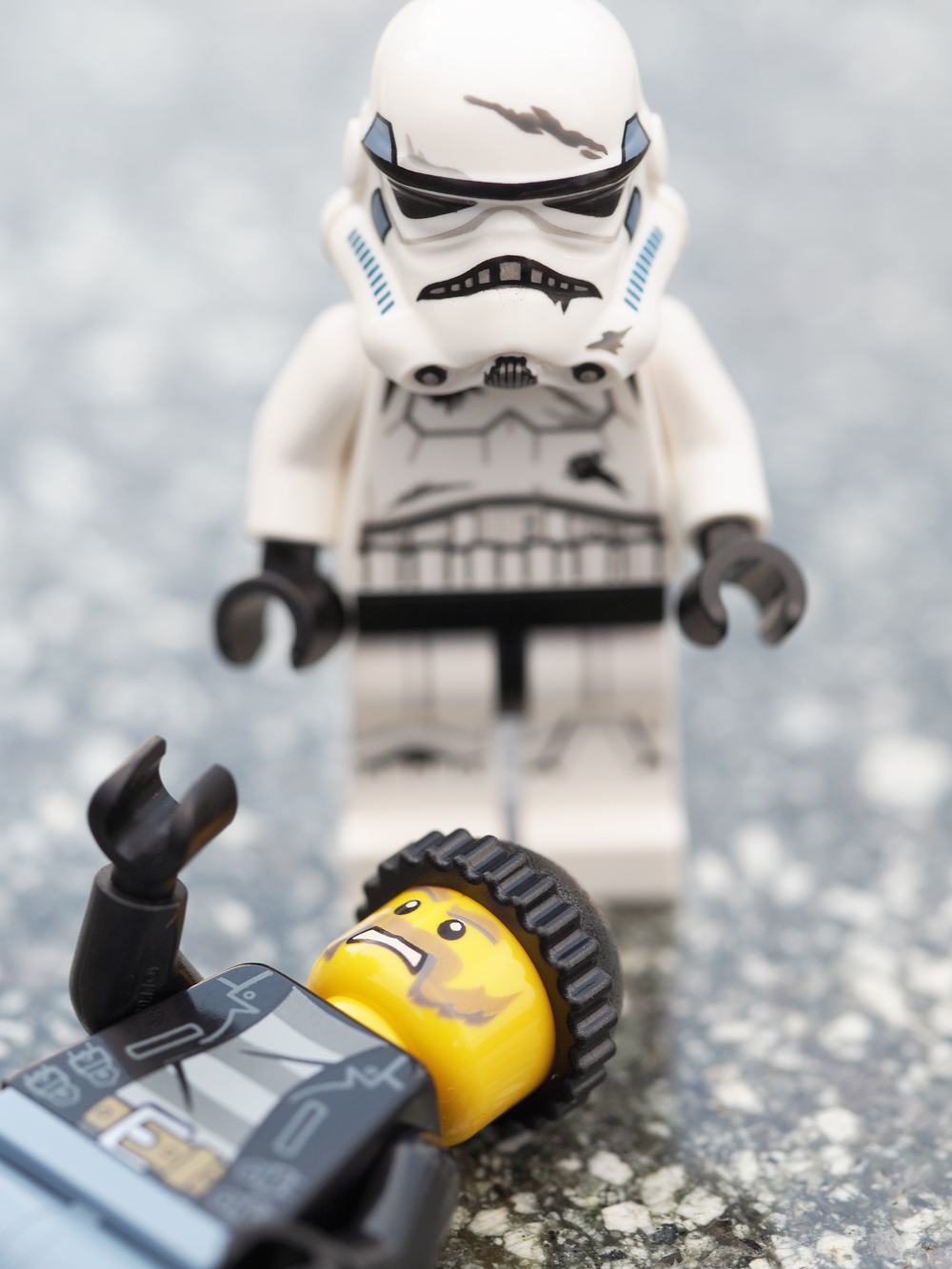 LEGO スターウォーズとドロボウ