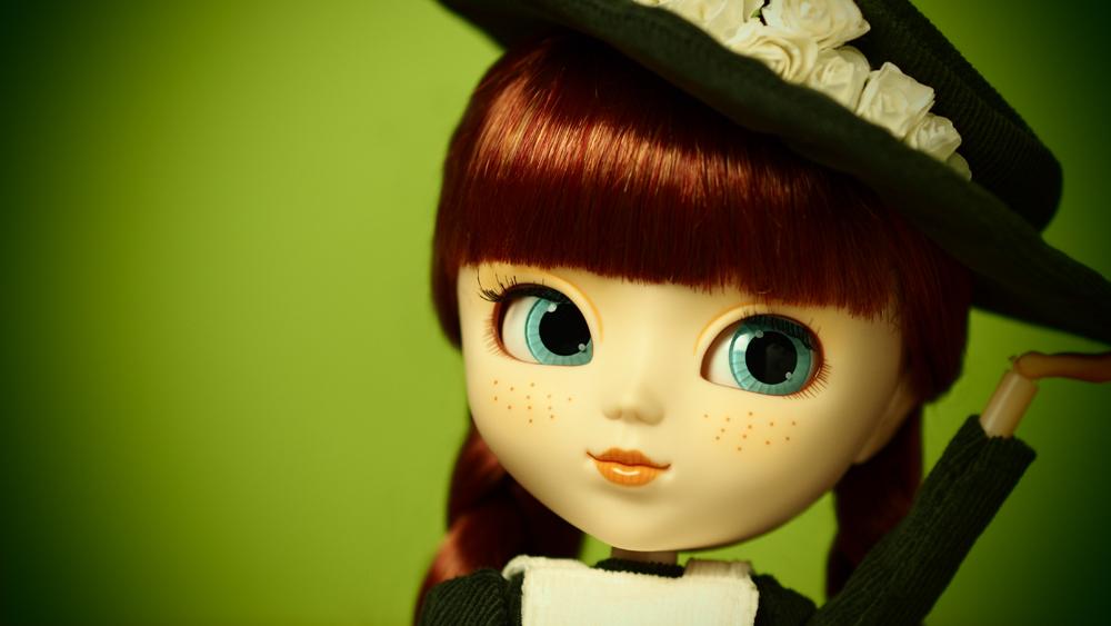 Pullip(プーリップ) 赤毛のアン 復刻版 ドール撮影 うちのこかわいい