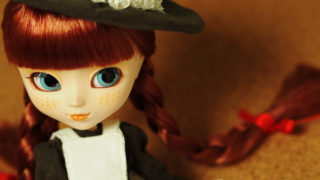 Pullip(プーリップ)赤毛のアン復刻版を撮ってみました