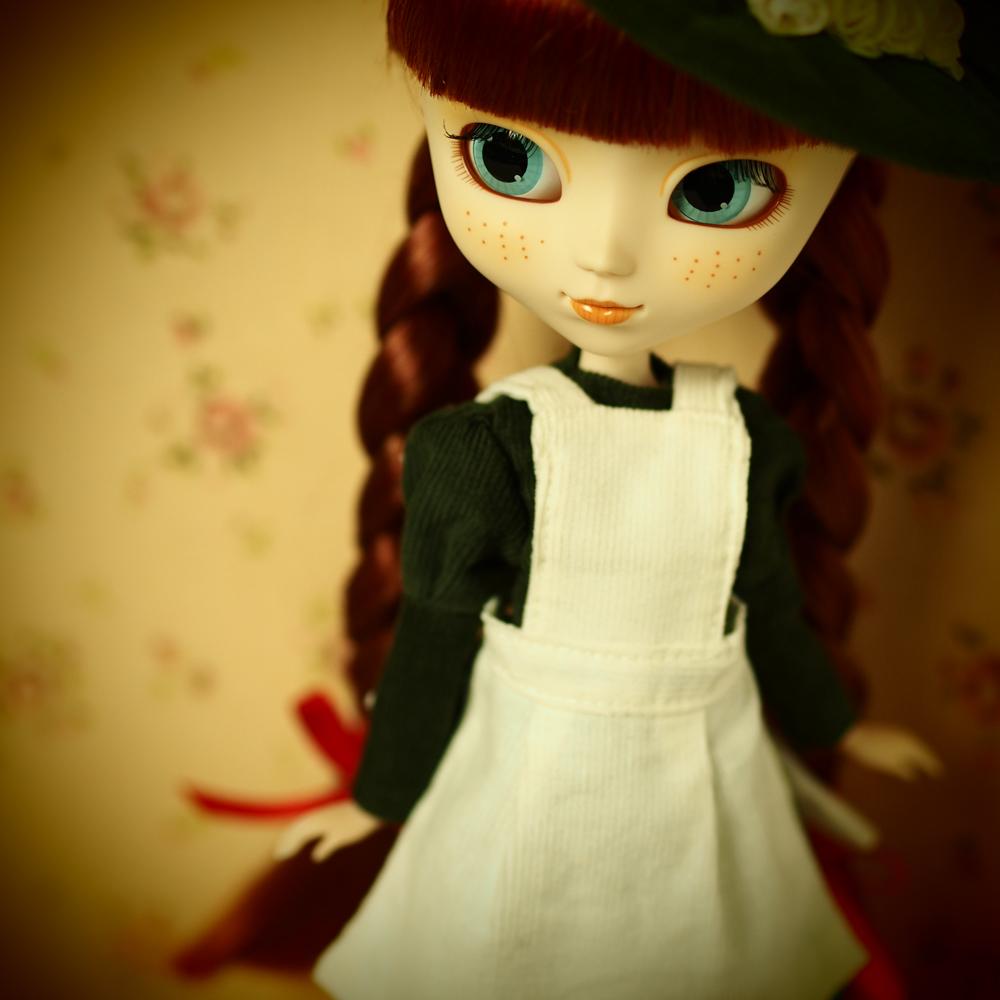 Pullip(プーリップ) 赤毛のアン 復刻版 ドール撮影
