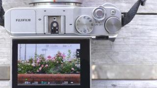 カメラを最新のファームウェアにアップデートしてみよう