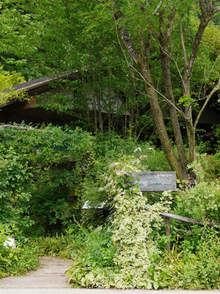 ターシャの庭 日本