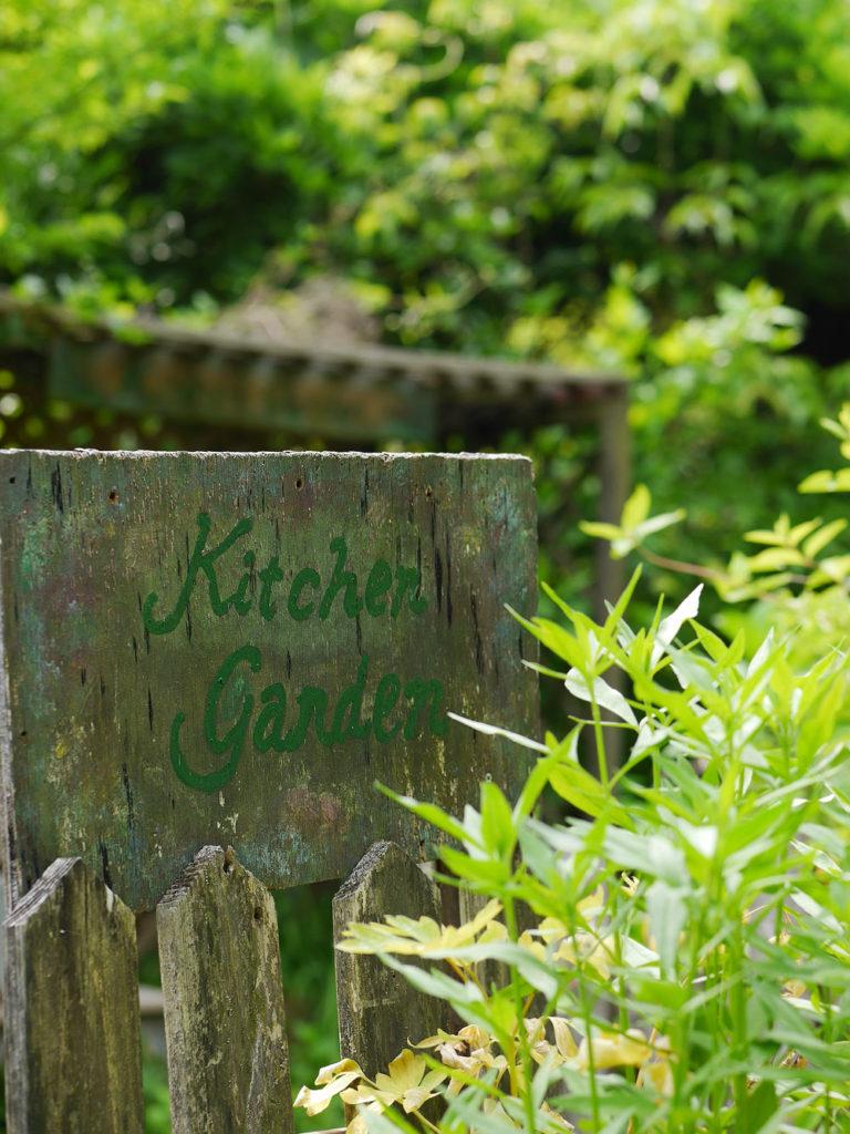 ターシャの庭 キッチンガーデン