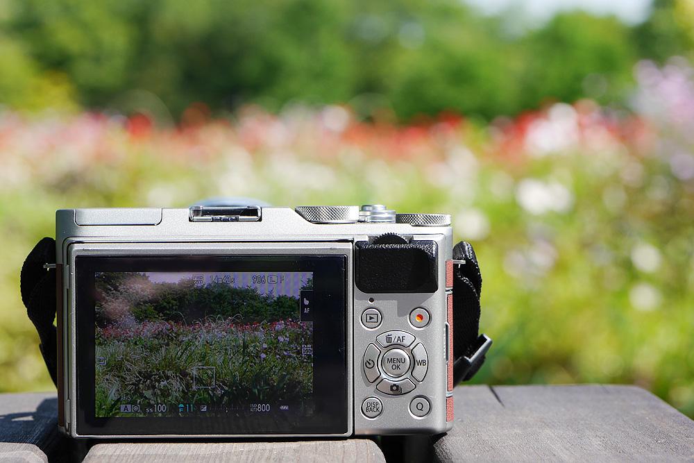 カメラの液晶が見にくいときに役立つアイテム