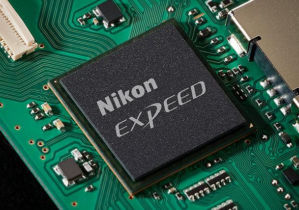 画像処理エンジン Nikon EXPEED