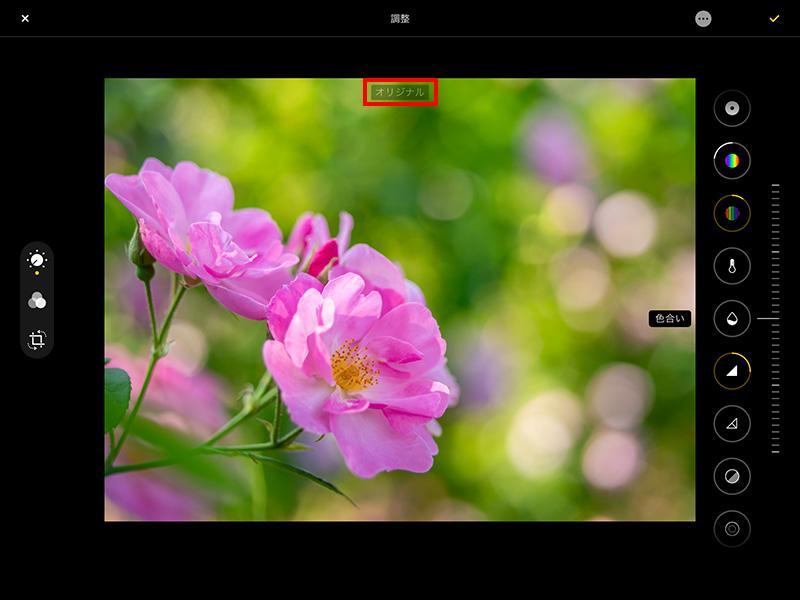 ipad 無料アプリで写真編集